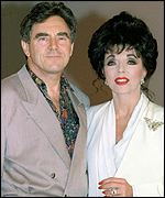 Collins was married to Tony Newley for eight years