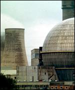 Sellafield reactor dome   PA