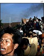 Sulawesi refugees in 2000