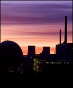 BNFLs nuclear reprocessing plant at Sellafield, BBC