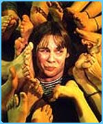 Grossology teacher Sylvia Branzei