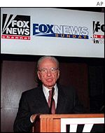 Murdoch's News Corp also owns the Fox network