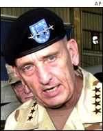 US General Tommy Franks