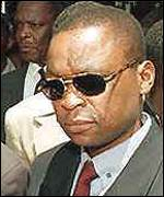 Zimbabwe Standard editor, Mark Chavunduka