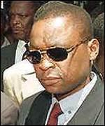 Zimbabwe Standard editor, Mark Chavunduka