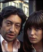 Gainsbourg and Birkin