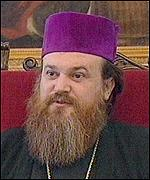 Bishop Vincentiu Ploisteanu
