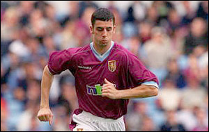 Aston Villa want Mark Delaney to play the rest of his career at Villa