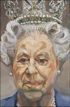 The Royal Collection � Lucian Freud