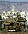 Israeli tanks ring Jenin in September