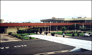 Kilimanjaro International Airport, Tanzania