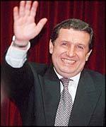 Ramón Puerta.