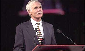 Goodwill Games founder Ted Turner