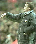 Danny Wilson was in charge of Barnsley and Sheffield Wednesday during their relegation seasons from the Premiership