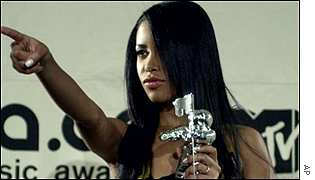 The Queen of the Damned was Aaliyah's second film role