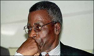 Nigeria's late Justice Minister Bola Ige