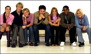 S Club 7 have had two UK number one's in 2001