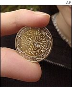 French euro coin