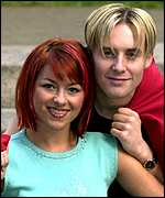 H and Lisa from Steps