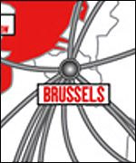 Virgin Express flights from Brussels