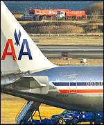 American Airlines Flight 63