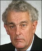 Linlithgow MP Tam Dalyell