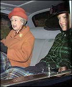 The Queen and the Countess of Wessex