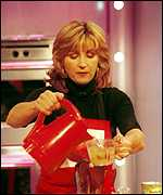Lesley Garrett on Ready, Steady, Cook