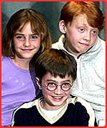 'British cutie' Daniel Radcliffe and pals