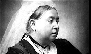Queen Victoria in 1890, PA