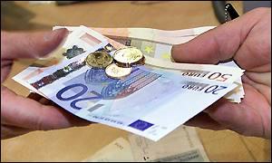 Курс евро в 2007 году