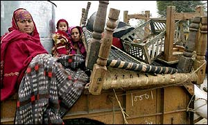 Hindus migrating from Indian-administered Kashmir