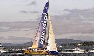 Assa Abloy takes leg three of the Volvo Open Race