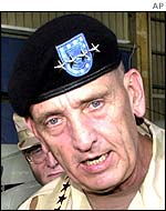 American general Tommy Franks