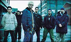 Linkin Park had the best-selling album in the US in 2001