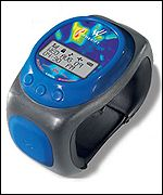 Wherify GPS locator for children, Wherify