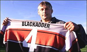 Todd Blackadder has been inspiring since signing for Edinburgh