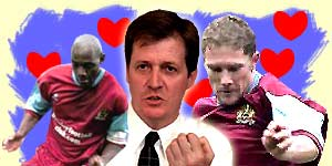 The Prime Minister's director of communications Alastair Campbell talks about his passion for Burnley Football Club.