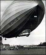Any early Zeppelin airship