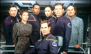 The new Star Trek Crew