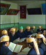 Uighur clergy