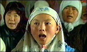 Ethnic minority women in China