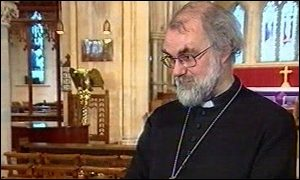Archbishop of Wales Dr Rowan Williams