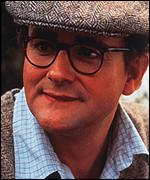 Hugh Bonneville plays the young John Bayley
