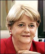 Anne Widdecombe MP