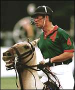 Susan barrantes and husband hector shared a love for polo