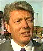 [ image: Alan Johnson MP: Constiituency sitting on a bomb]