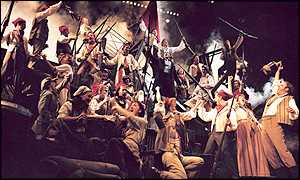 Les Miserables has become a fixture on world stages