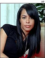 Aaliyah looks set for a UK number one