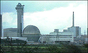 Sellafield plant, Cumbria